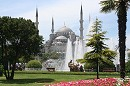 La mosquee bleue a Istanbul
